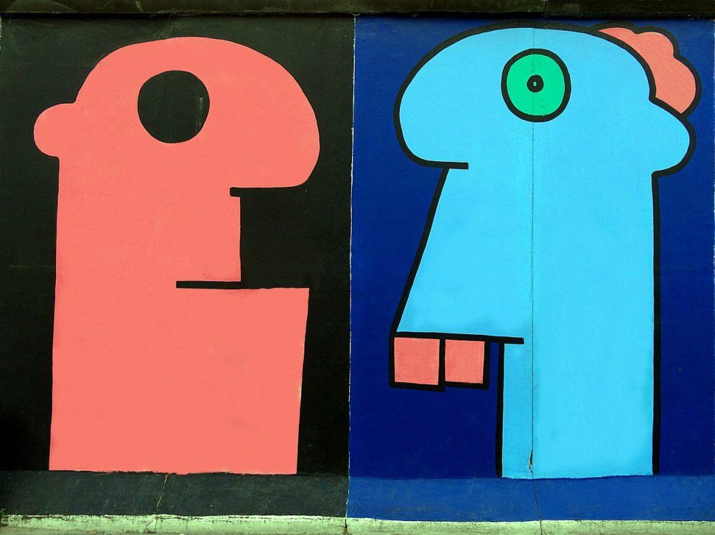 graffiti, wall, artistic