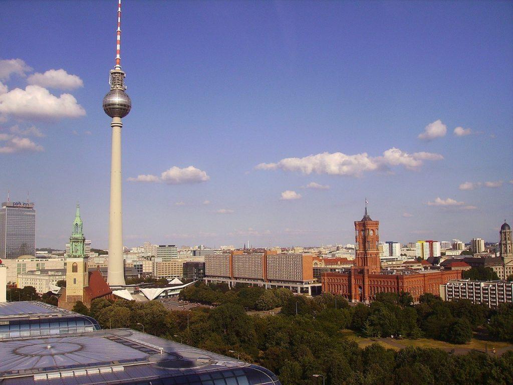berlin, germany, city