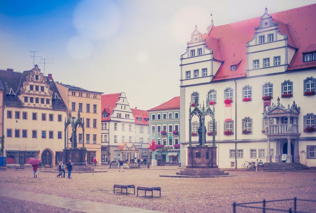 city, wittenberg, germany