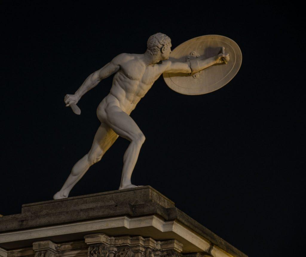 statue, art, sculpture