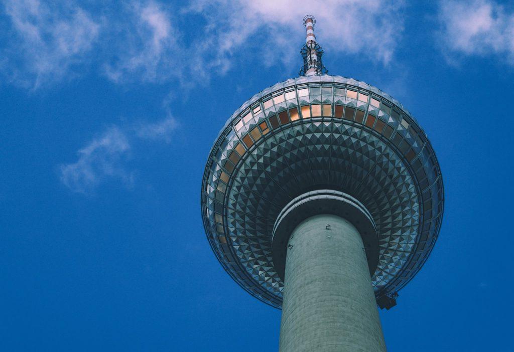tv tower, ball, berlin