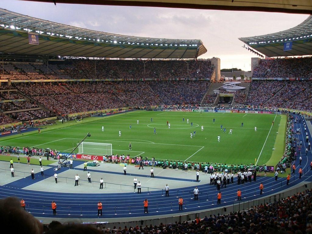 football stadium, football, stadium