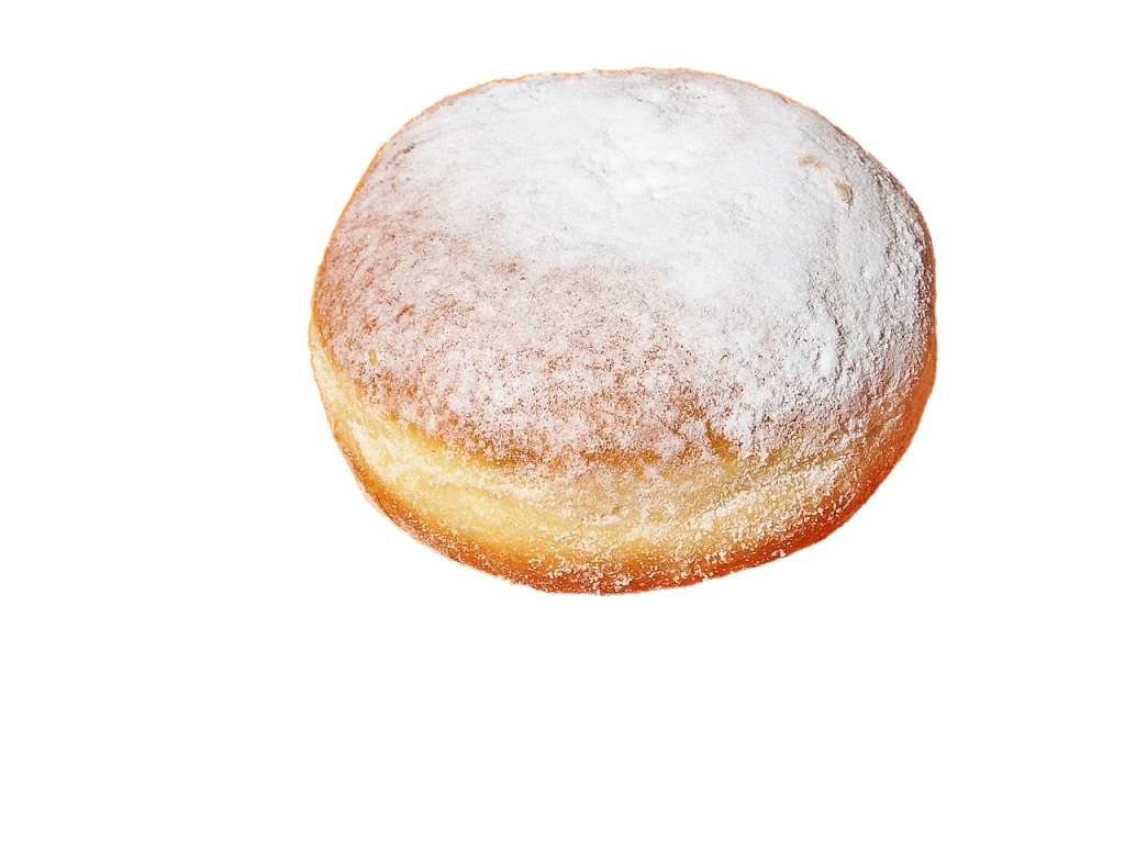 donut, berlin, dessert