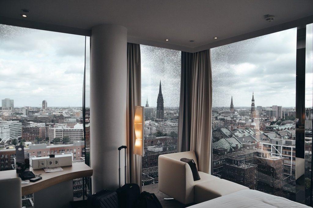 hotel rooms, hamburg, elbe philharmonic hall