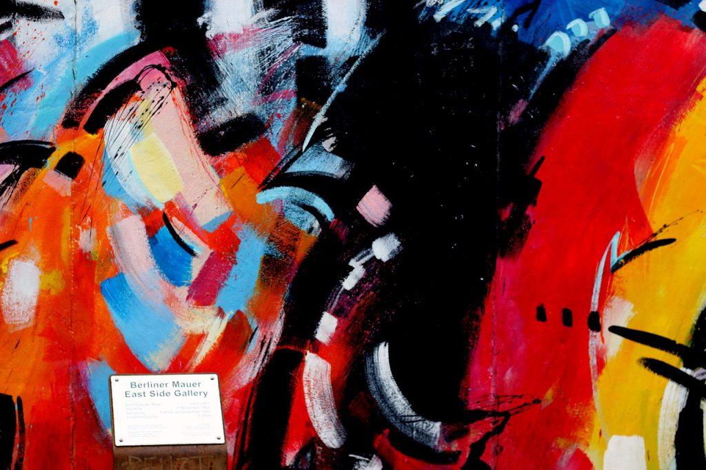 berlin wall, art, graffiti