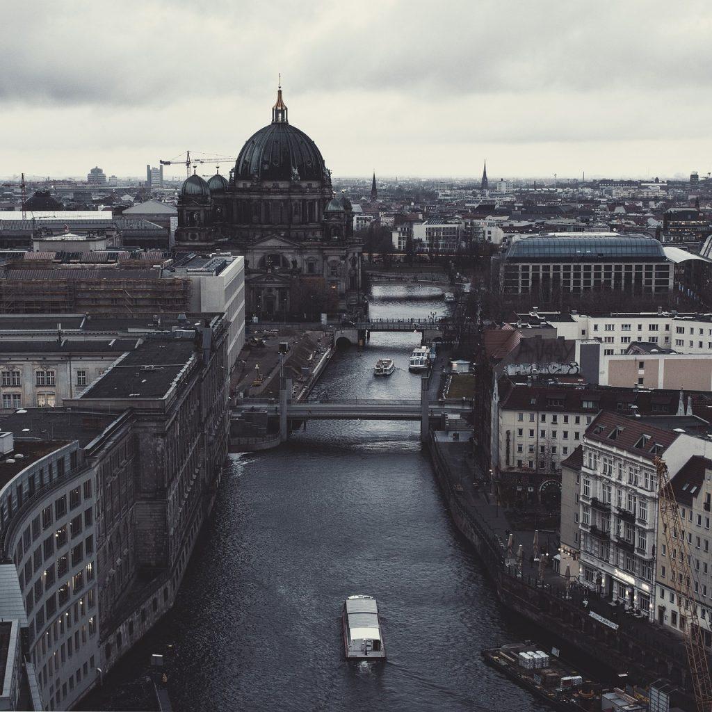 berlin, germany, berlin cathedral