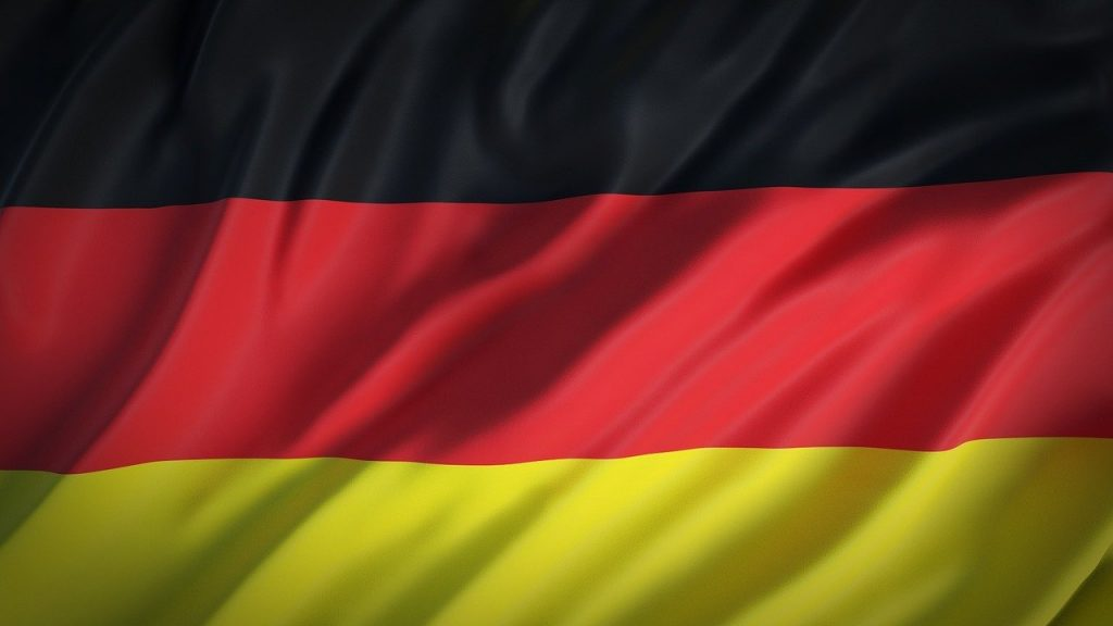 flag germany, flag, german flag