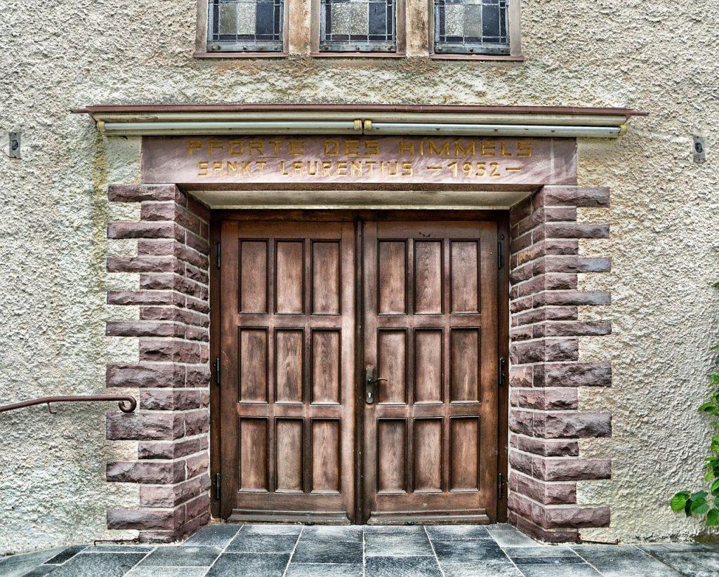 schieder-schwalenberg, germany, church
