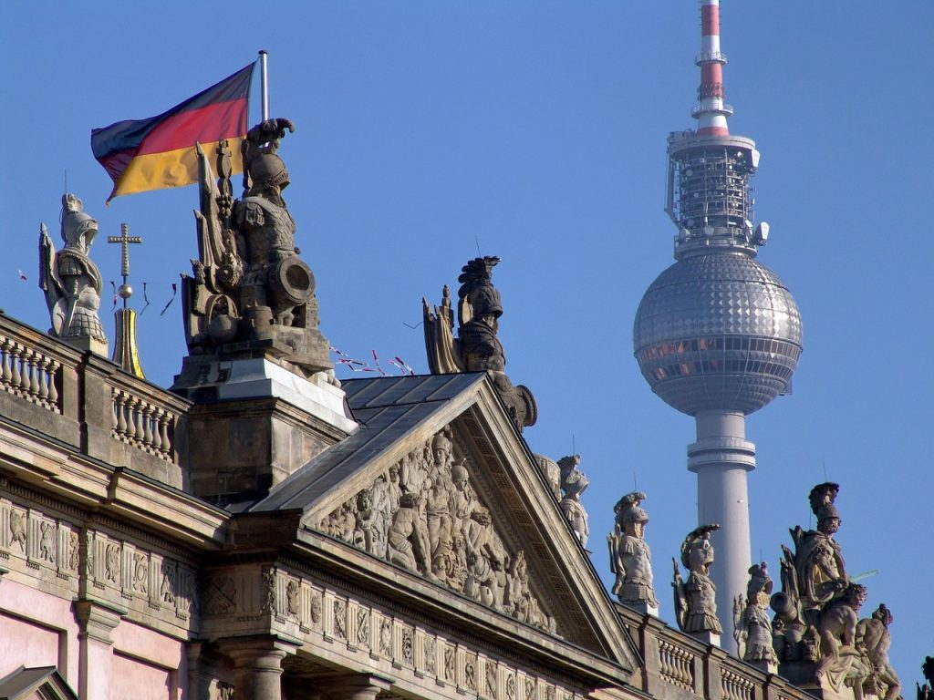 berlin, germany, architecture