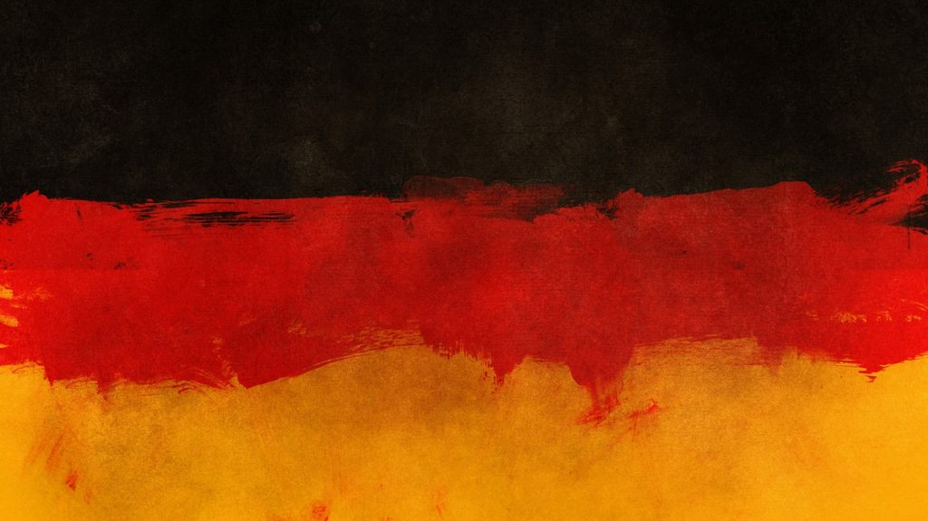 germany, flag, home