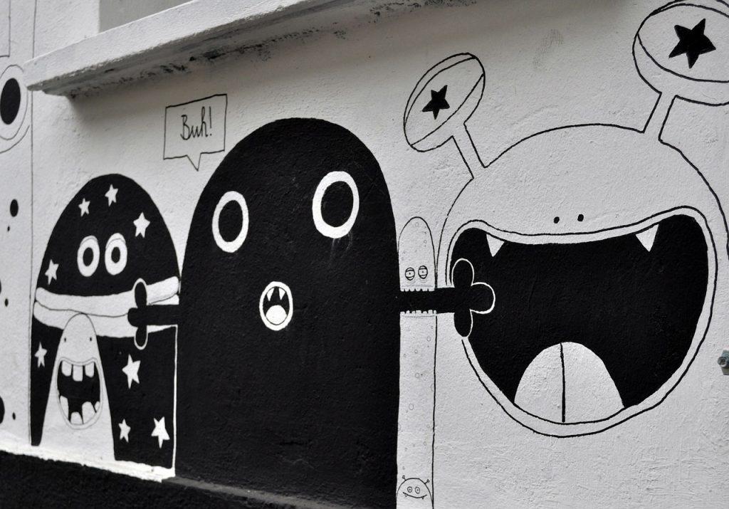 berlin, street art, art
