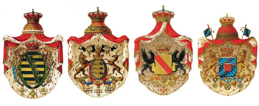 heraldry, coat of arms of germany, germany
