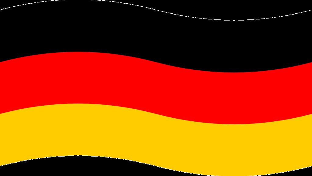 germany, flag, german