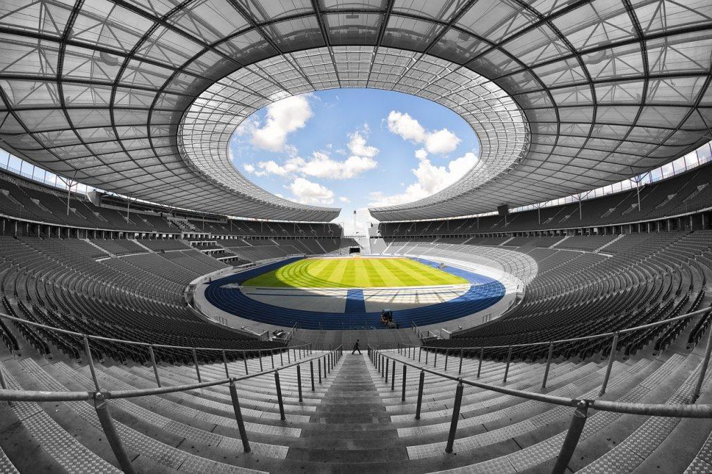 olympic stadium, stadium, sport