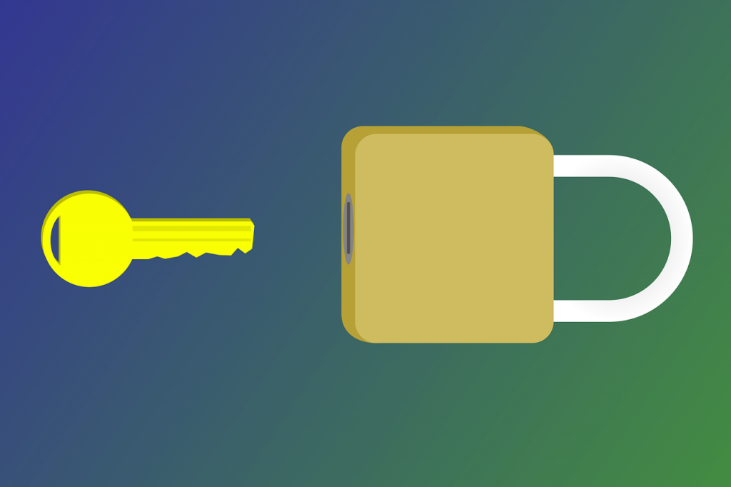 key, castle, golden