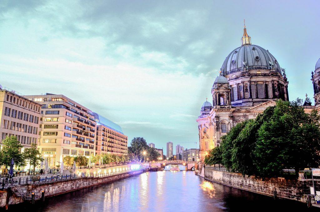 berlin cathedral, berlin, city