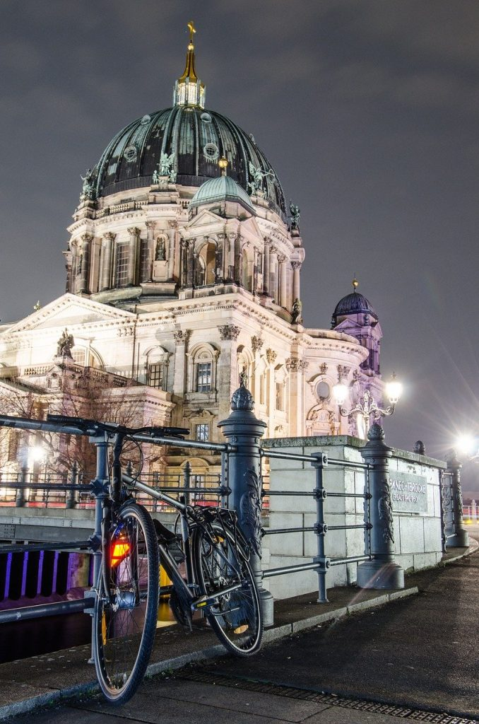 church, dom, berlin cathedral