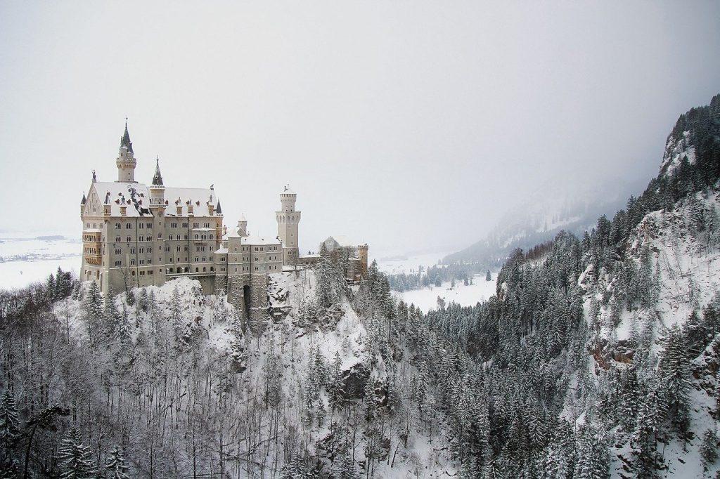 neuschwanstein, germany, castle