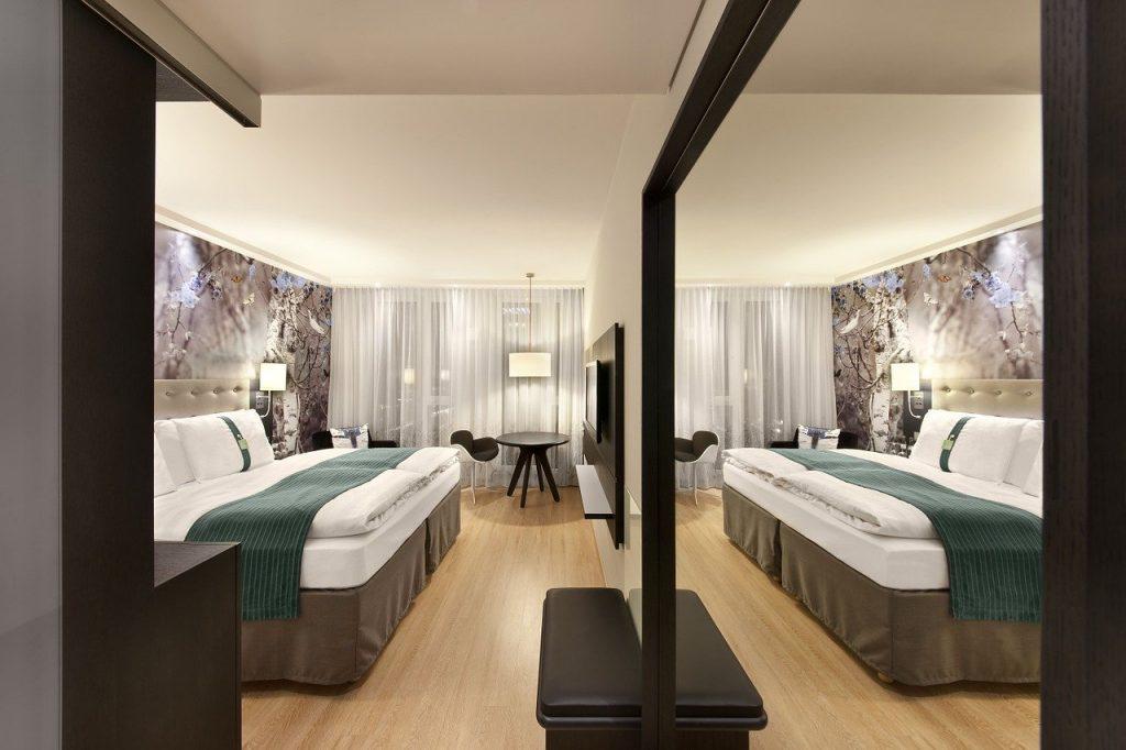 hotel, berlin, city