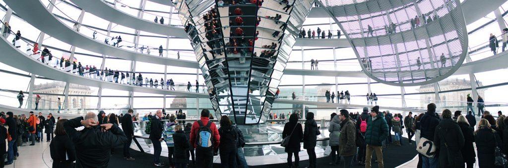 berlin, reichstag, dome